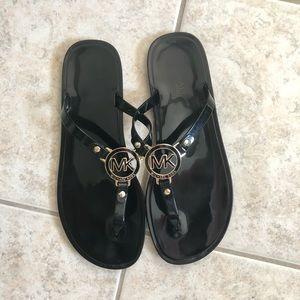 Michael Kors Flip Flops size 10